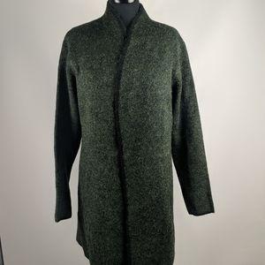 NWT Kenar Green Cardigan Size Medium